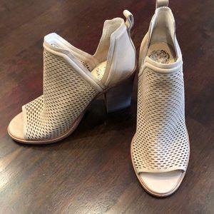 Vince Camino Peep Toe Booties
